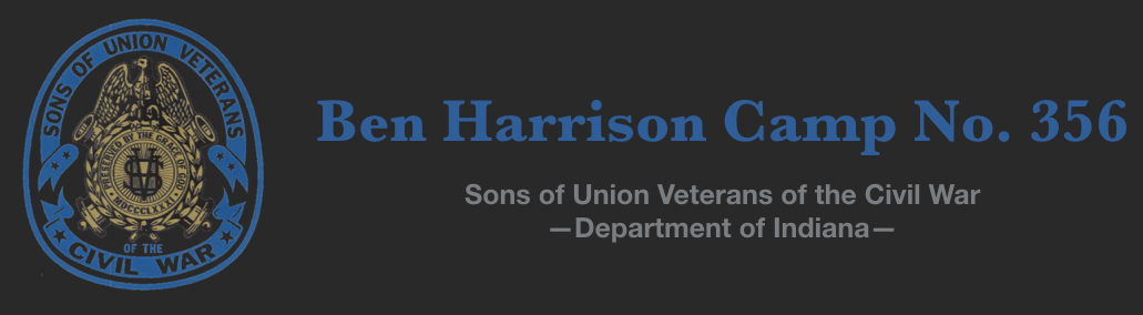 Ben Harrison Camp No. 356, Sons of Union Veterans of the Civil War