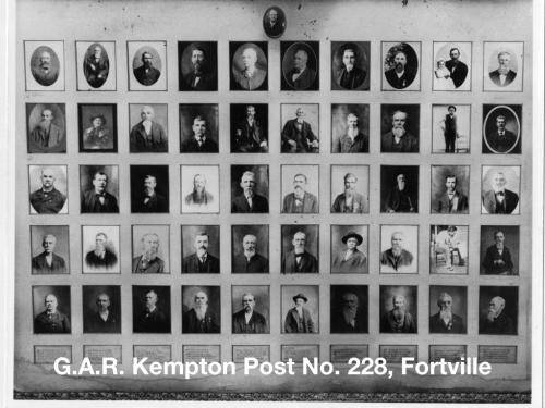 G.A.R. Kempton Post #228 Fortville Indiana